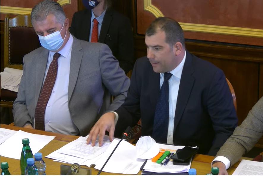 Bojović: Podržaćemo Zakon o budžetu iako smatramo da nije savršen, Krapović: Nećemo medijske interpretacije da ova većina nije podržala Budžet