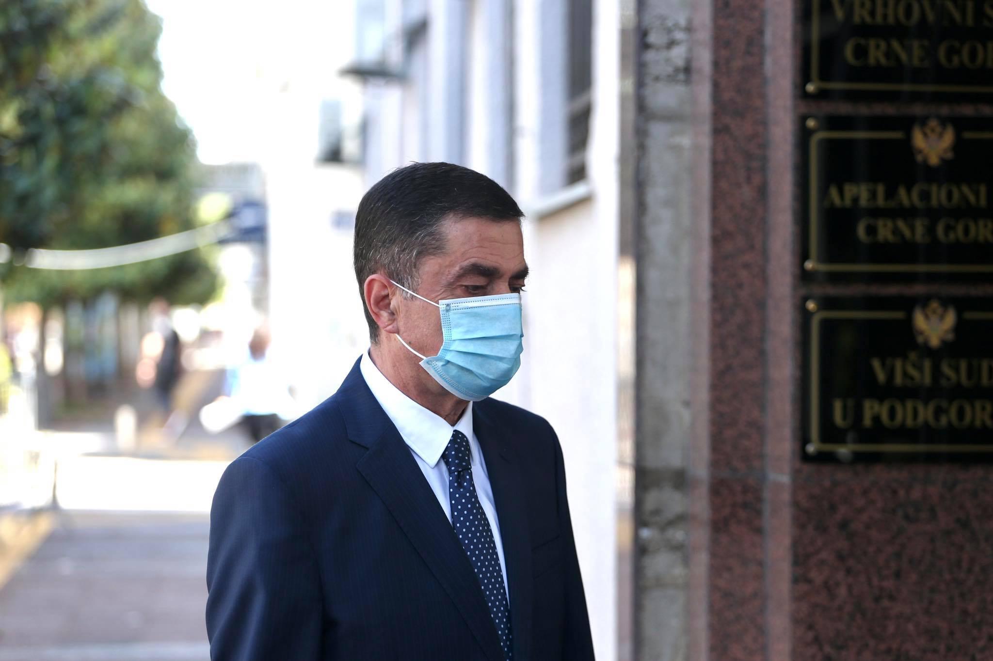 STANDARD SAZNAJE: Peruničić priznao da je nalogodavac prisluškivanja Katnića, tvrdi da informacije nijesu iznošene iz ANB-a