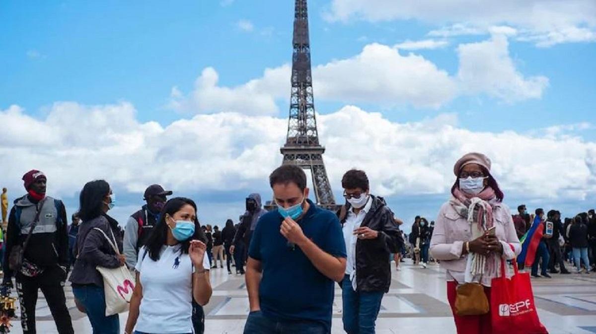 Najmanji broj novozaraženih u Francuskoj od početka godine