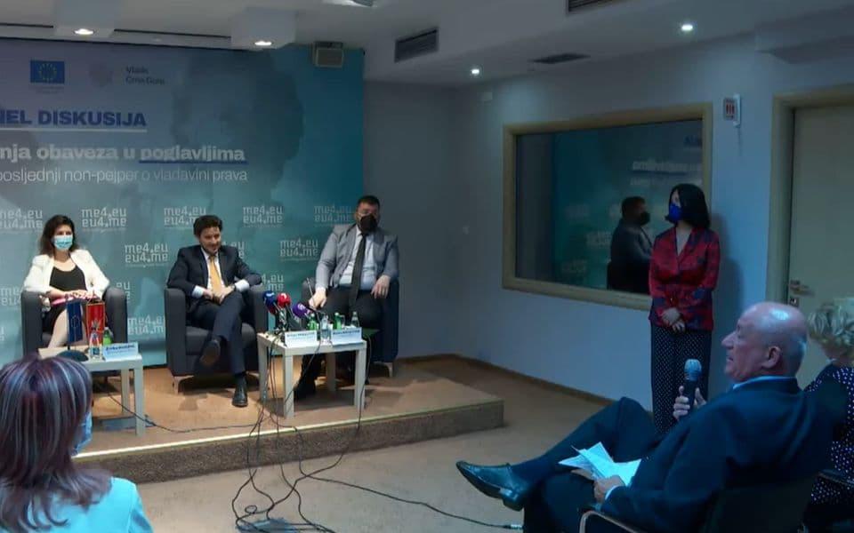 Katnić: Odluke nove Vlade slavi 60 kriminalnih grupa