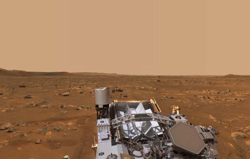 NASA objavila novi snimak panorame Marsa (VIDEO)