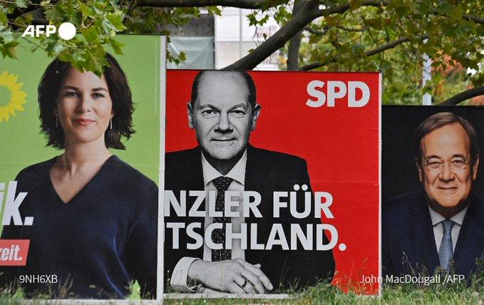 (Uživo)Izbori u Njemačkoj: SPD uvećao prednost, Liberali i Zeleni ključni za sastav nove vlade
