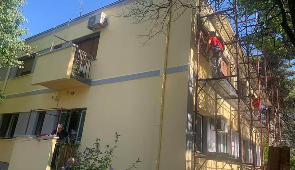 Vuković: Uređenje fasada na podgoričkim ulicama – fenomenalan učinak