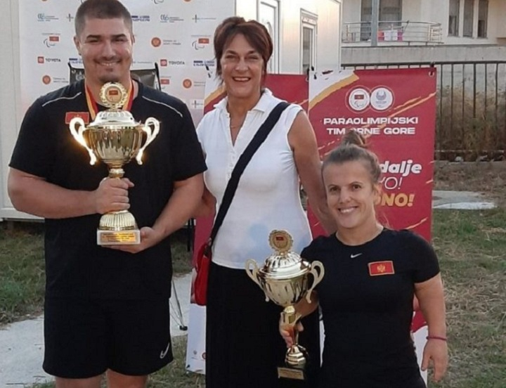 Spaić i Goranović najbolji