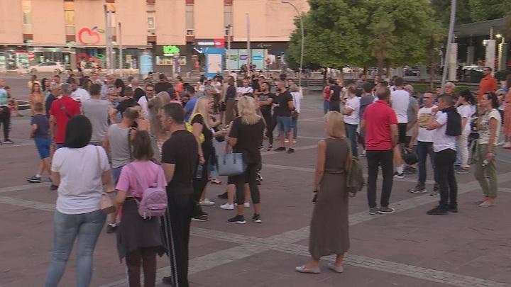 Građani protestovali protiv novih mjera