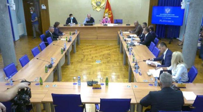 Sjutra kontrolno saslušanje povodom događaja na Cetinju