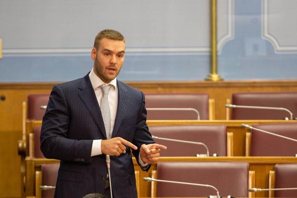 Rakočević: Šta još da se desi da Krivokapić bude kažnjen za neodgovornost
