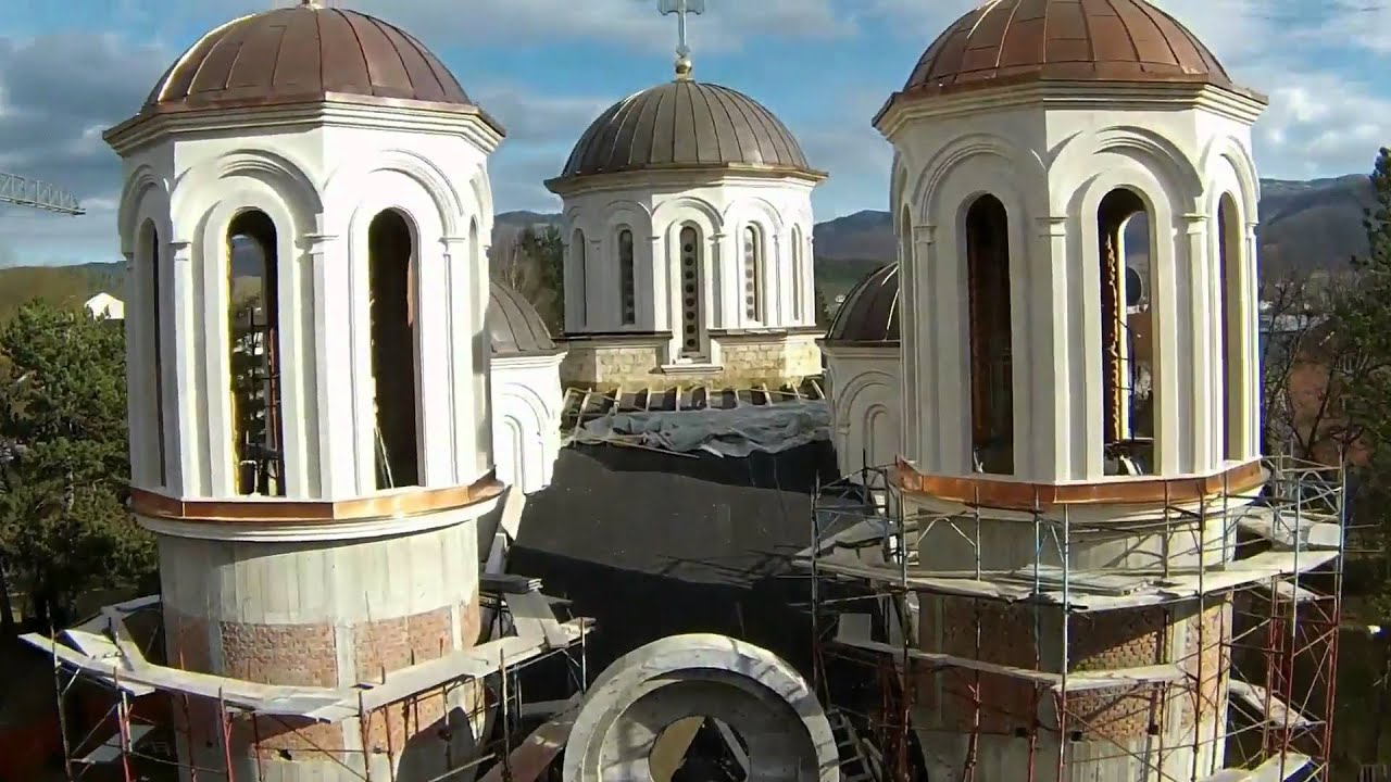 Beranac optužen da je opljačkao Hram Svetog Simeona Mirotočivog