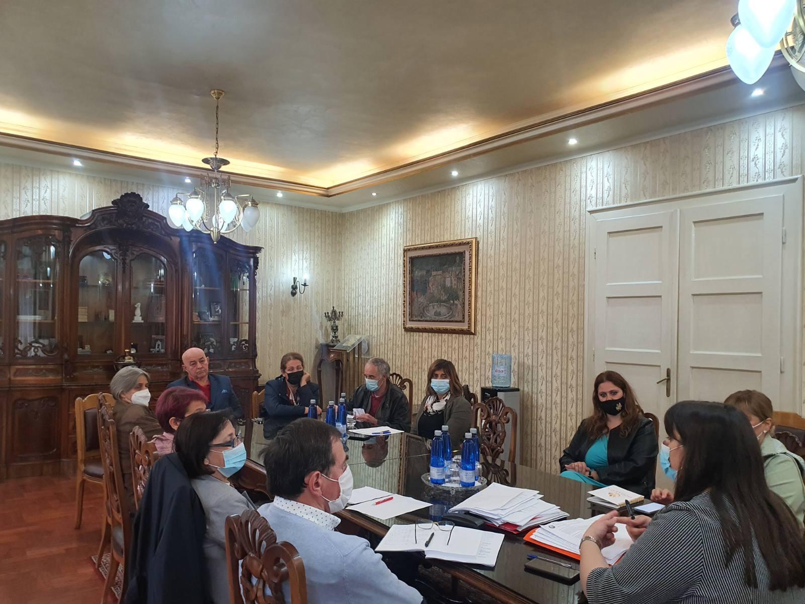 Prijestonica: Na sastanku sa predstavnicima NVO razgovarano o načinima podrške ovom sektoru