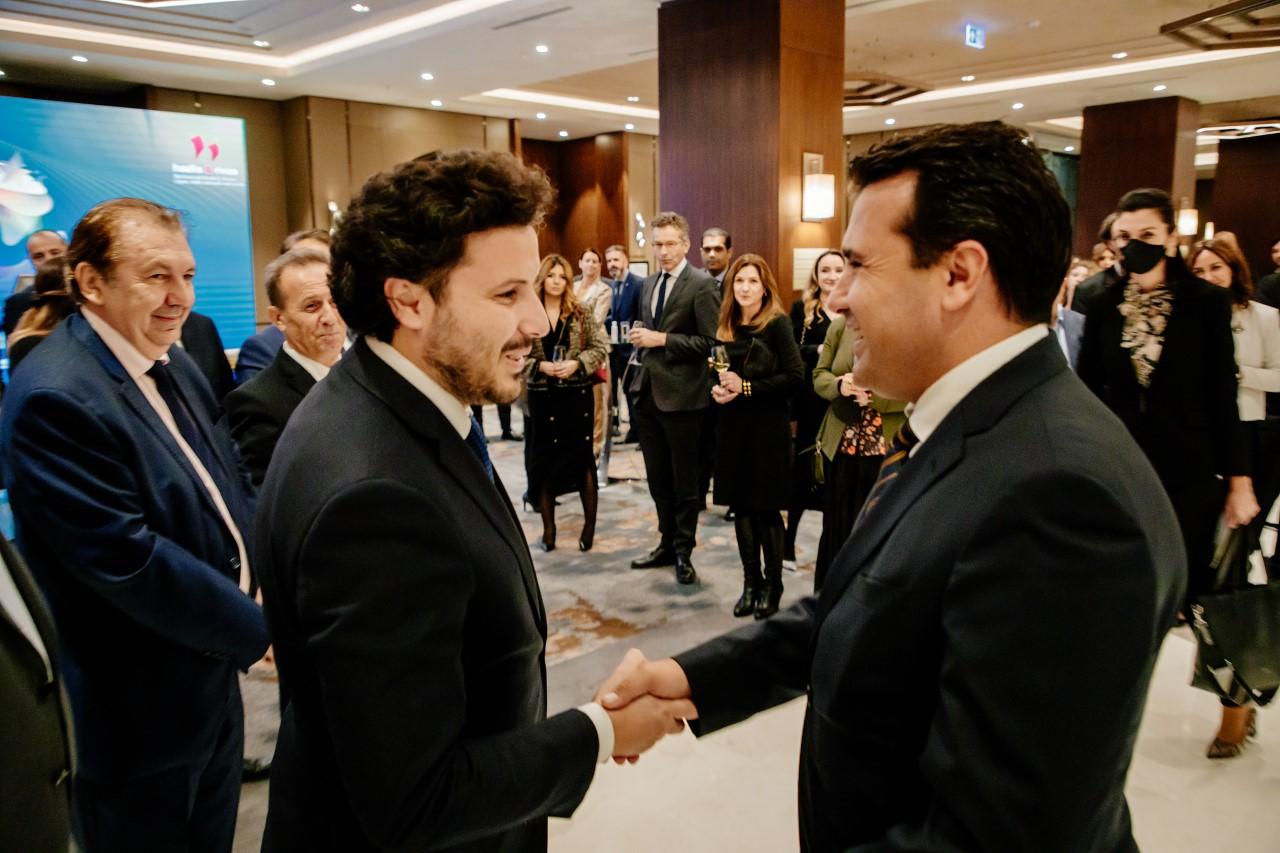 Abazović večeras u Skoplju, sjutra na samitu Zapadnog Balkana